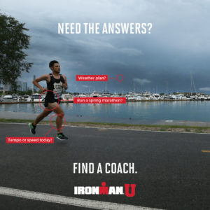 ironman university running