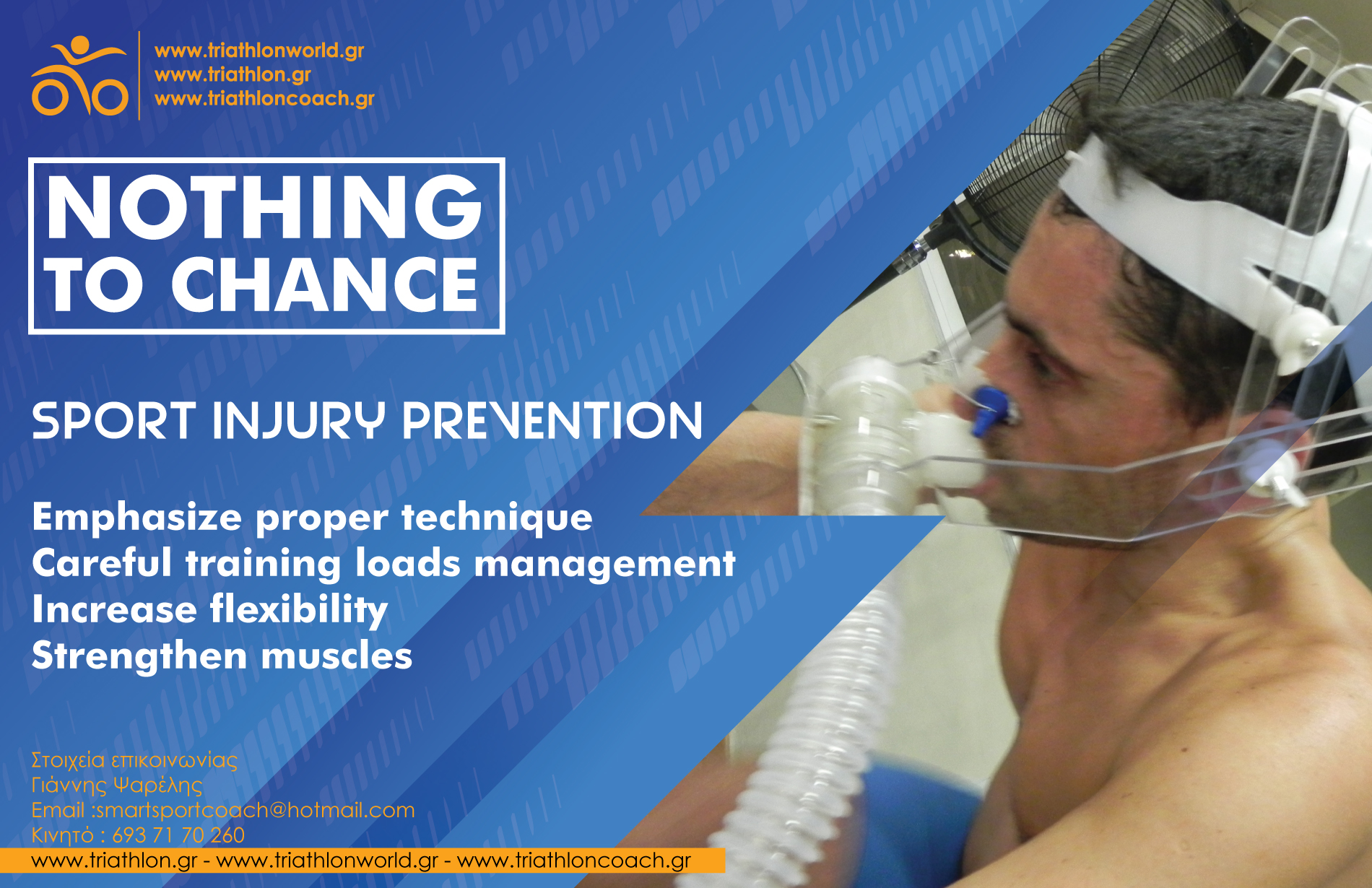 Triathlon Injuries prevention