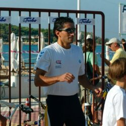 Triathlon Coach Giannis Psarelis