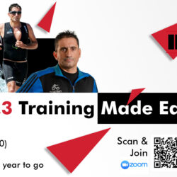 Ironman 70.3 Training Made Easy